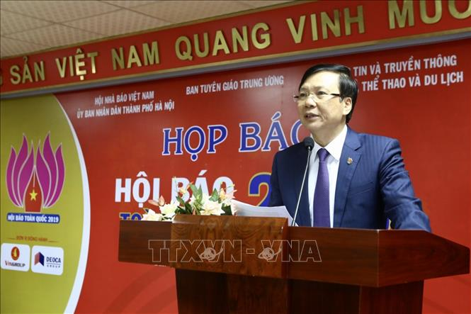 hoi bao toan quoc 2019: gan trach nhiem nguoi cam but voi dao duc nghe nghiep hinh anh 2