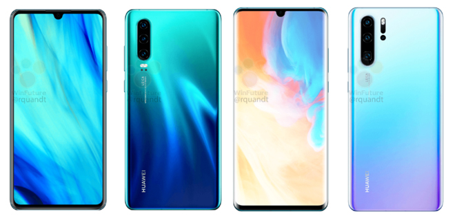 toan canh huawei p30 truoc them ra mat hinh anh 1
