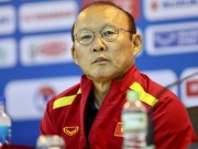 "HLV Park Hang-seo: ""Toi se lam tat ca de mang ve tam HCV SEA Games"""