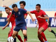 HLV U23 Thai Lan chi ra ly do U23 Indonesia thua tham