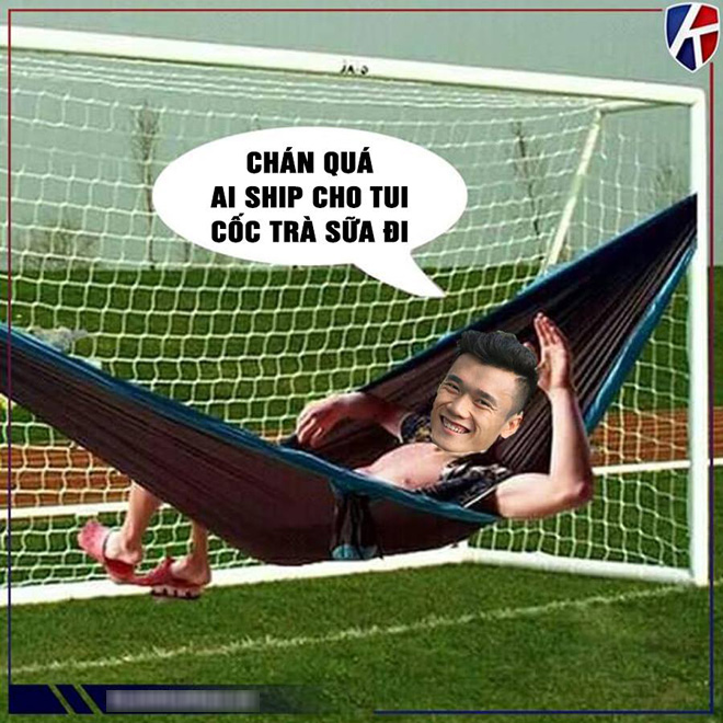 """anh che man the hien """"mo nhat"""" cua bui tien dung truoc u23 brunei hinh anh 1"""