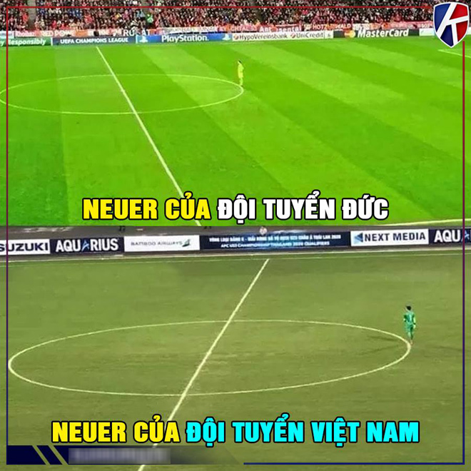 """anh che man the hien """"mo nhat"""" cua bui tien dung truoc u23 brunei hinh anh 3"""