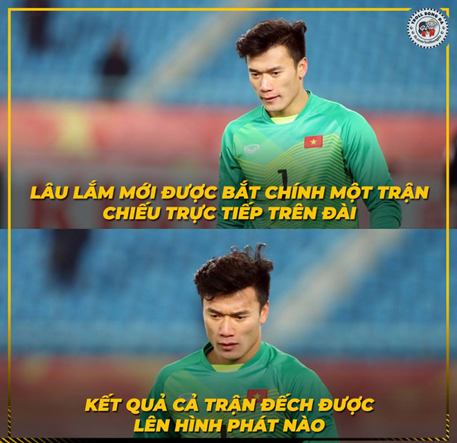 """anh che man the hien """"mo nhat"""" cua bui tien dung truoc u23 brunei hinh anh 4"""