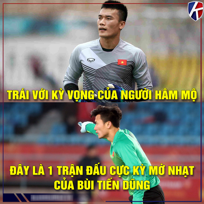 """anh che man the hien """"mo nhat"""" cua bui tien dung truoc u23 brunei hinh anh 6"""