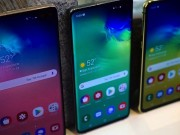 Samsung Galaxy A90 se co man hinh lon, chip xu ly khung