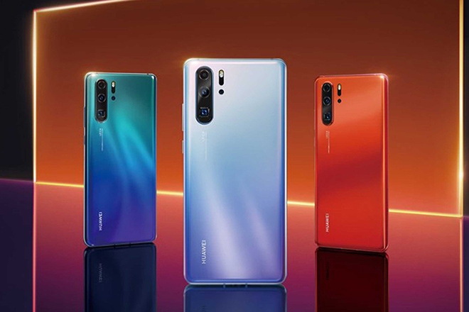 "huawei cam on apple da khoi dong su kien ra mat loat p30 theo cach ""khong the tuyet hon"" hinh anh 2"