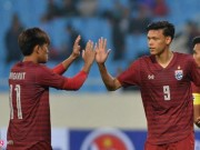 The thao - Tin toi (26.3): U23 Viet Nam khong the so sanh voi U23 Thai Lan