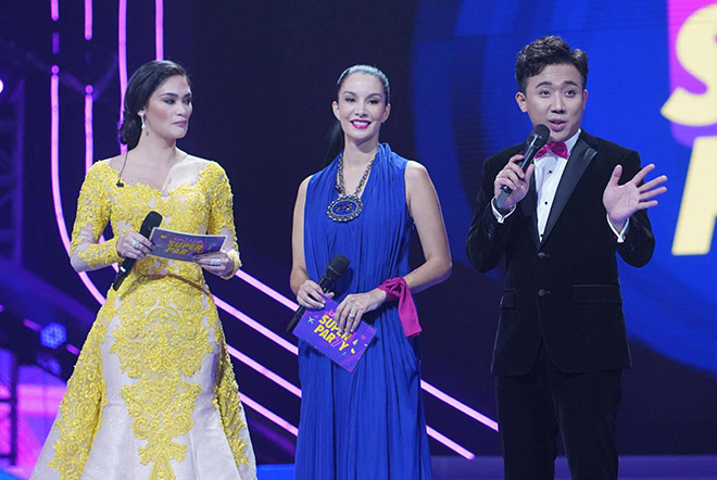 tran thanh dien vest 4.000 usd, deo dong ho 1,2 ty sang indonesia lam mc hinh anh 1