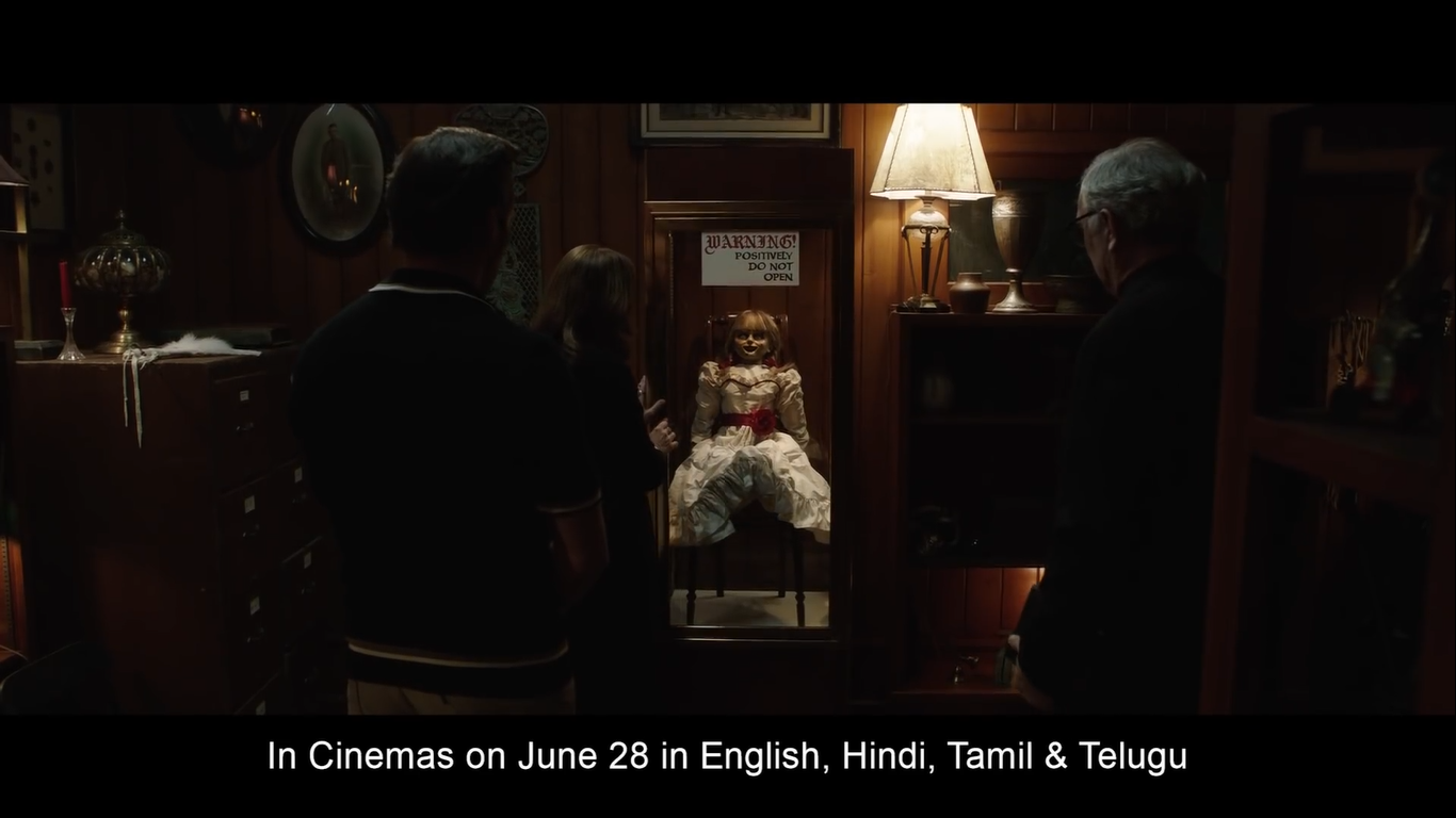 bup be ma annabelle se tai xuat vao cuoi thang 6? hinh anh 1