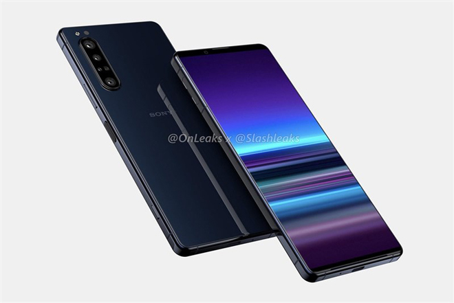 sony se tung chien binh smartphone moi vao ngay 24/02 toi hinh anh 2
