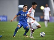 """Bat tay"" loai U23 Viet Nam, U23 UAE va U23 Jordan bi... ""qua bao"""