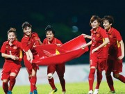 "The thao - Bong da Viet Nam gianh ""cu dup"" vang SEA Games 30: ""Vang muoi"" cua y chi"