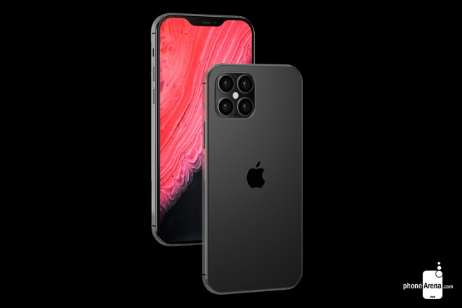 "loat iphone 12 se co mau xanh thanh lich ""trending"" hinh anh 1"