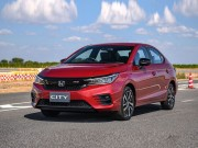 Honda City 2020 bi trieu hoi do loi gioang cao su tren cua so