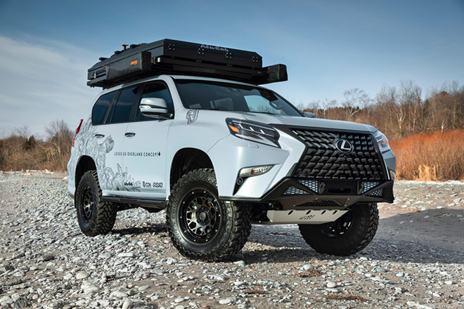 can canh gx overland - concept suv off-road sieu sang cua lexus hinh anh 6