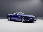 Mercedes-Benz SL Roadster - mau xe mui tran the thao duoc ky vong lon