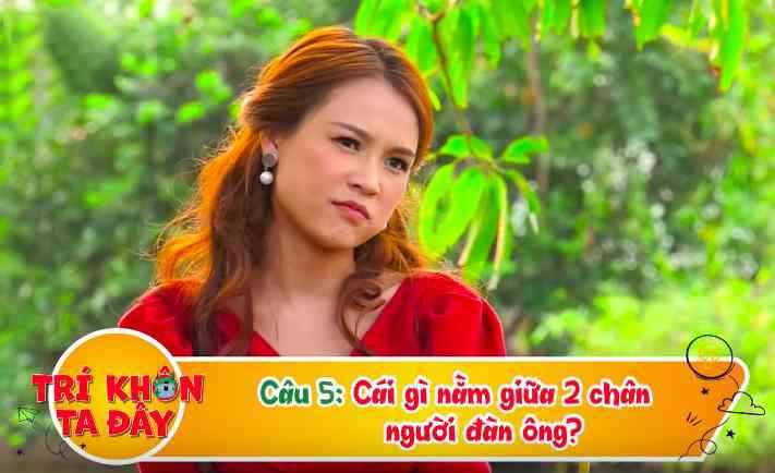 soc voi gameshow chieu canh phong the, dat cau hoi dung tuc phan cam hinh anh 1