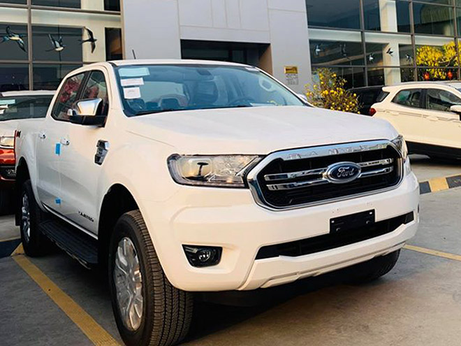 chinh thuc: ford ranger limited co gia ban 799 trieu dong hinh anh 2