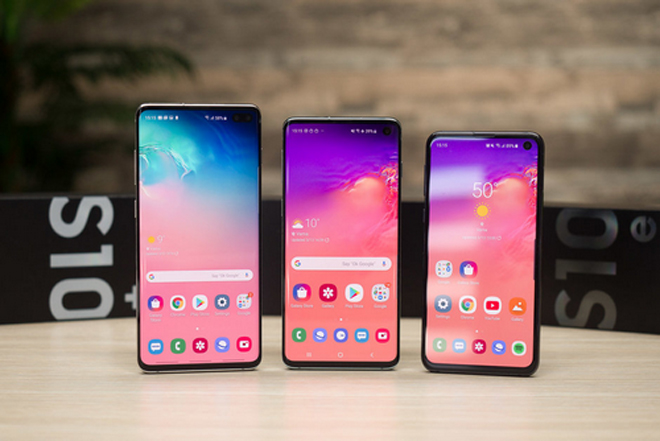 galaxy s10+ 512gb lai tiep tuc giam 10 trieu dong hinh anh 2