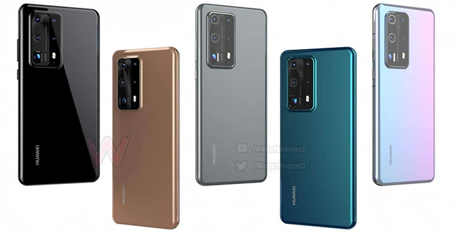 cam bien 52 mp co du huawei p40 pro lay lai vi the? hinh anh 1