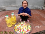 Ba Tan Vlog lai bi to gian doi sau mon an co nguy co ngo doc gay tranh cai du doi