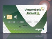 Kinh te - Vietcombank ngung cung cap dich vu the Connect24 dau so 686868 va mien phi cho khach hang doi the Connect24 dau so 686868 sang cac dong the hien dai