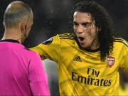"The thao - Guendouzi bi day len ghe du bi Arsenal vi ""bat"" HLV Arteta"