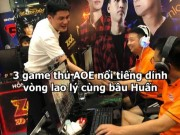 "Media - CLIP: 3 game thu AOE noi tieng dinh duong day danh bac ""khung"""