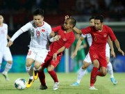 "The thao - day! Ly do Indonesia co the pha huy ""giac mo World Cup"" cua Viet Nam"