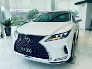 Can canh Lexus RX300 2020 vua ve Viet Nam, gia tu 3,18 ty dong