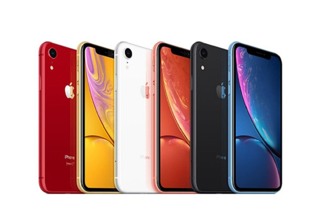 """iphone xr la chiec smartphone """"ban chay"""" nhat nam 2019 hinh anh 1"""