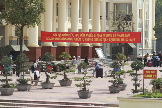 ha noi can dien tap, san sang ung pho voi dich covid-19 hinh anh 1