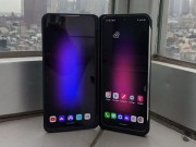 Can canh LG V60 ThinQ 5G co du danh bai Galaxy S20?