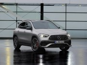 Mercedes-AMG GLA 45 2021 so huu dong co 2.0 manh nhat the gioi