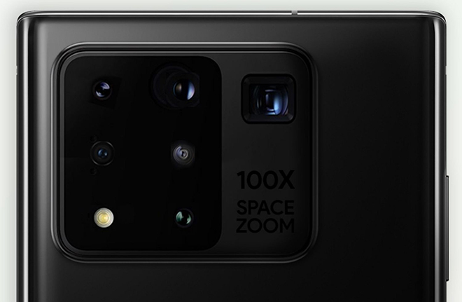 ngat ngay y tuong galaxy note20 ultra voi camera penta hinh anh 2