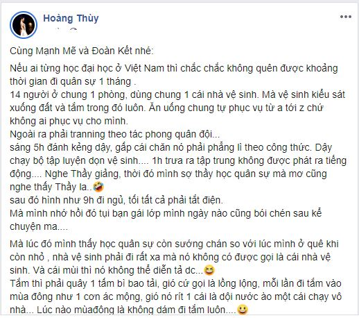 "a hau hoang thuy ""day do"" du hoc sinh canada che bai khu cach ly covid-19 hinh anh 4"