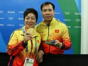 The thao - The thao Viet Nam gian nan  gianh ve du Olympic 2020