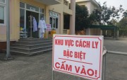 Nam dinh: Khu trung, cach ly gia dinh nguoi nghi nhiem dich Covid-19