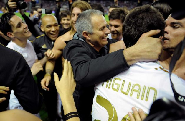 mourinho thiet lap ky luc moi hinh anh 1