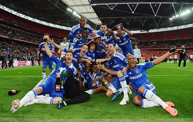 chelsea han hoan mung vo dich fa cup hinh anh 5