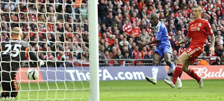 ha guc liverpool, chelsea vo dich fa cup hinh anh 1