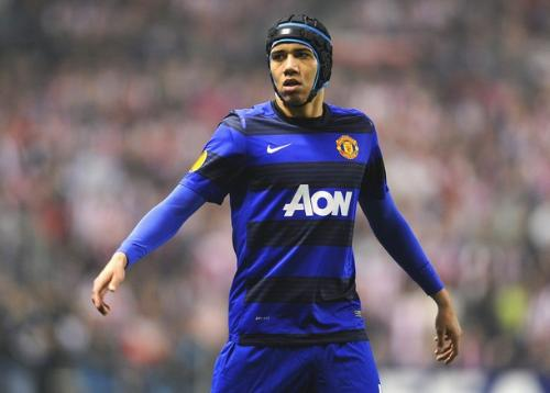chan thuong, smalling co the lo hen euro 2012 hinh anh 1
