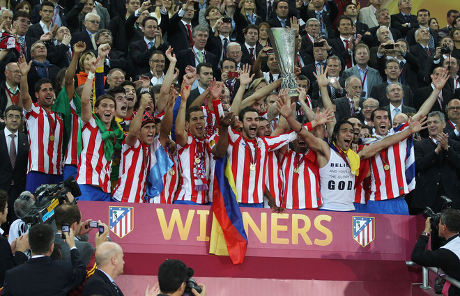 chum anh atletico madrid vo dich europa league hinh anh 4