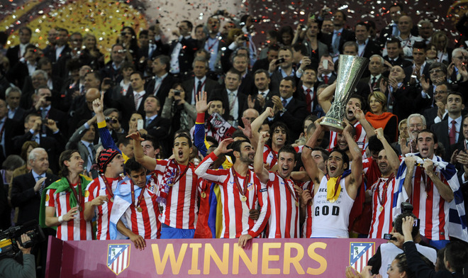 chum anh atletico madrid vo dich europa league hinh anh 6