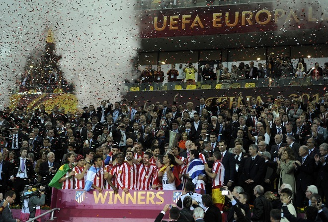 chum anh atletico madrid vo dich europa league hinh anh 9