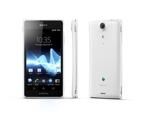 """sony he lo """"de khung"""" co camera 13 megapixel hinh anh 1"""