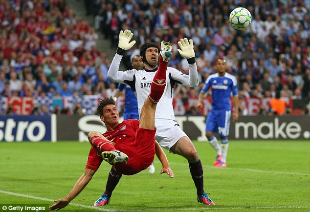 thang can nao, chelsea vo dich champions league hinh anh 2