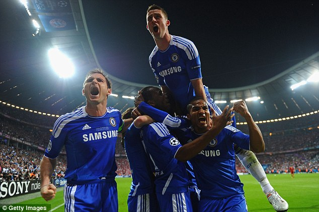 thang can nao, chelsea vo dich champions league hinh anh 3