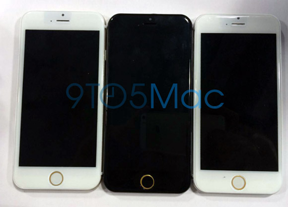 iphone 6 phien ban vang champagne lo anh hinh anh 1
