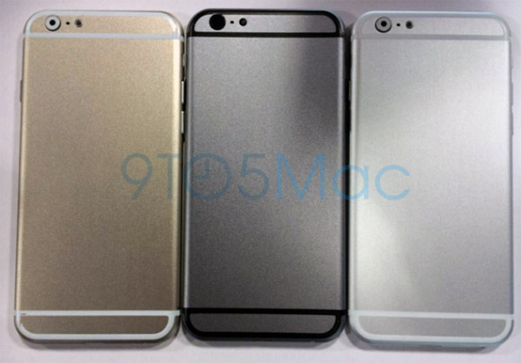 iphone 6 phien ban vang champagne lo anh hinh anh 2